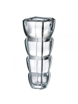 Glaskrug gerade mit Platin