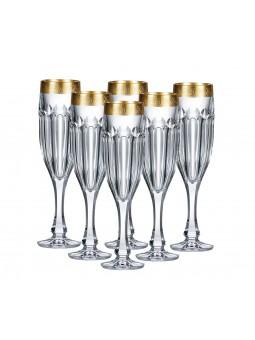 Ideales Glas Altgold 250...